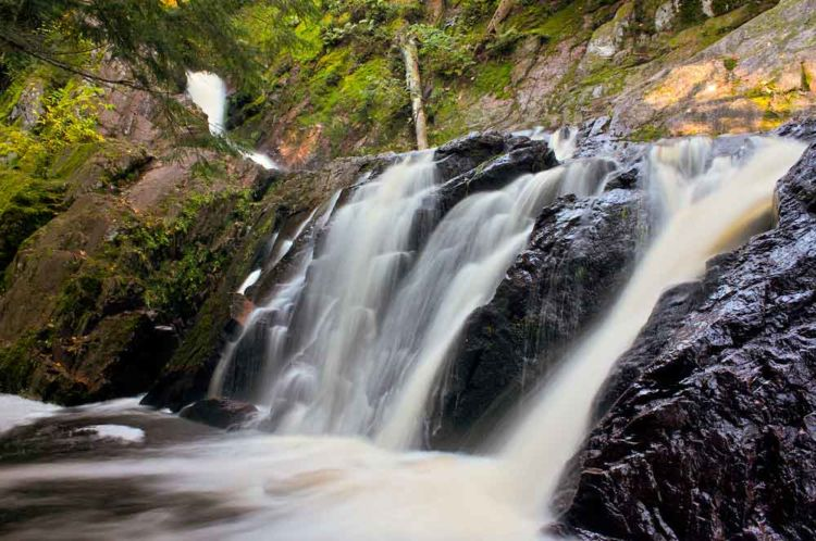 Fifteen national forest waterfalls not to miss national for Morgan falls