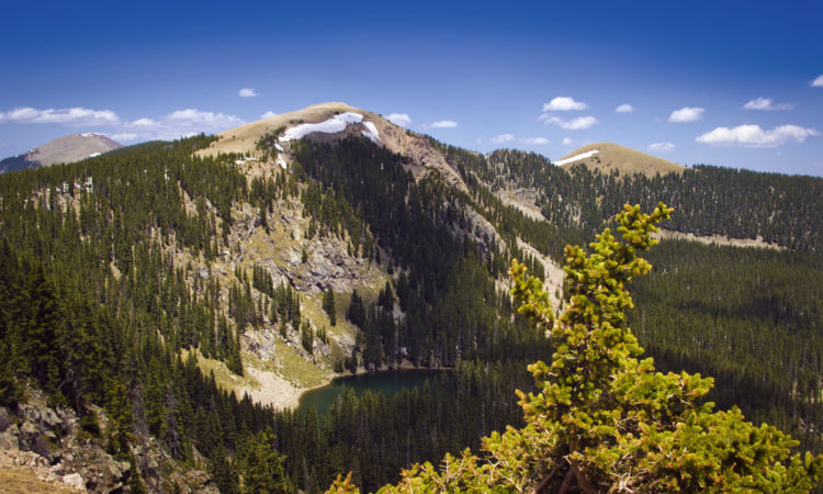 Altitude Of Santa Fe Nm >> Santa Fe National Forest - National Forest Foundation