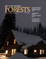 Your National Forests Magazine Winter/Spring 2020 Cover