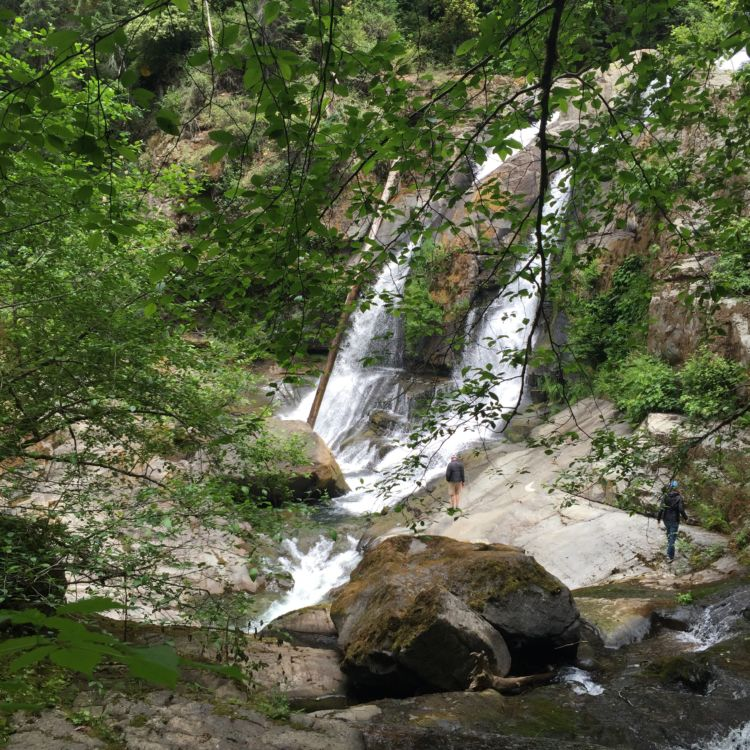 Unforgettable Experiences - Coquille Falls and the Coquille River