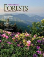Your National Forests Magazine Summer/Fall 2016 Cover