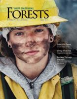 Your National Forests Magazine Summer/Fall 2017 Cover