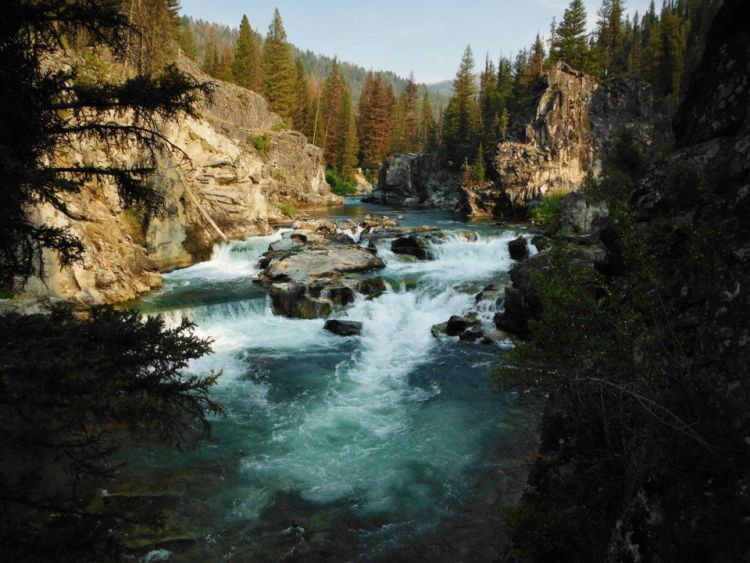 idaho the whitewater state