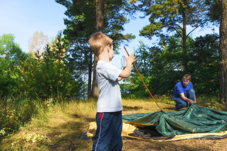 Three Ways For the Entire Family to Have Fun Camping - National Forest Foundation